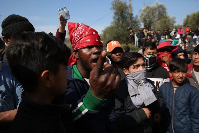 Δεν συγχωρείται πισωγύρισμα της κυβέρνησης στο μεταναστευτικό