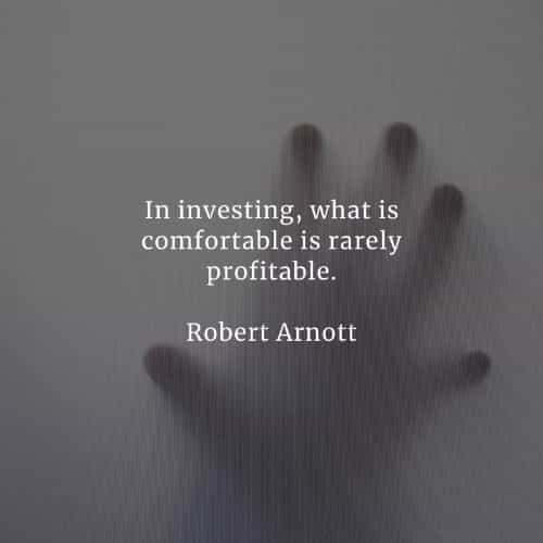 Investment quotes that'll help you with your decisions