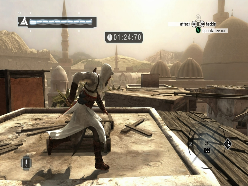 Download Assassin's Creed 1 Free Full Game For PC