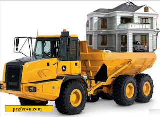 May be house on JCB,after 50 year