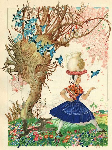 Felix Lorioux 1872 1964 French Illustrator Of