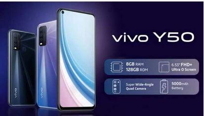 VIVO Y50 8/128
