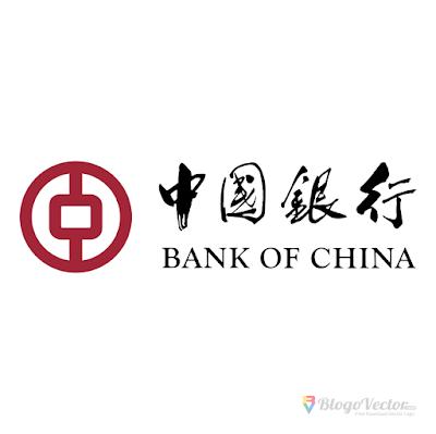 Bank of China Logo Vector