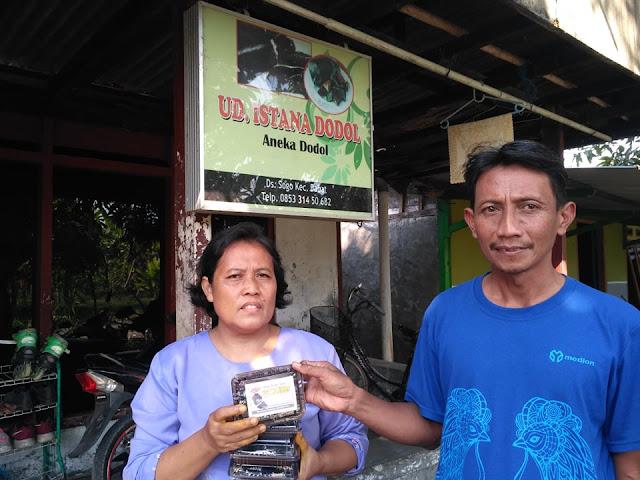 IDOLA DODOL BABAT: Tanpa Pengawet  Merambah Pasar Luar Jawa