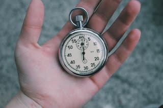 Stopwatch - Photo by Veri Ivanova on Unsplash
