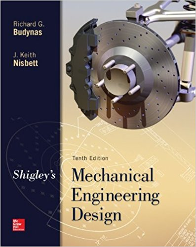 Download Shigley's Mechanical Engineering Design 10th Edition Book Pdf