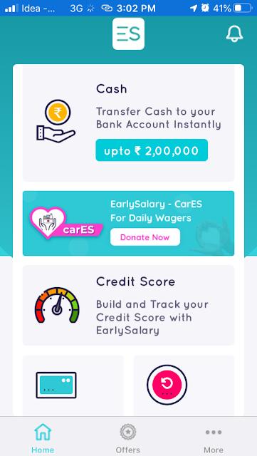 Facebook Se loan Laise le - Early Salary Mobile App क्या है और लोन कैसे लें