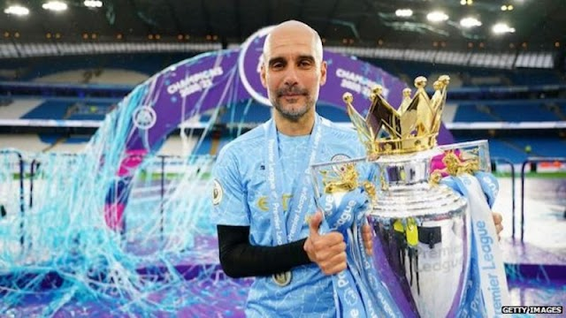 Pep Guardiola: Manchester City supervisor named director of the year » Africantrendtv