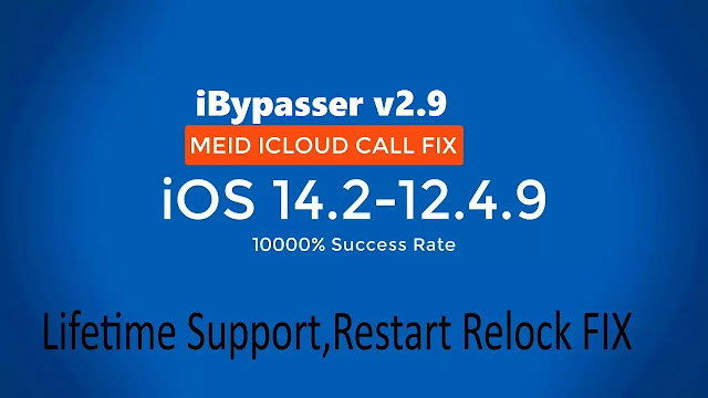 iBypasser v2.9 iCloud bypass tool download