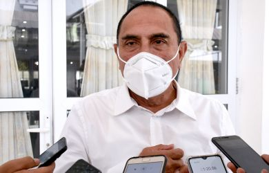Hasil Survei IPI : Edy Rahmayadi Terendah Sense Of Crisis Covid-19