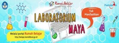 Laboratorium Maya Rumah Belajar