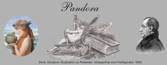 Johann Wolfgang Goethe Pandora