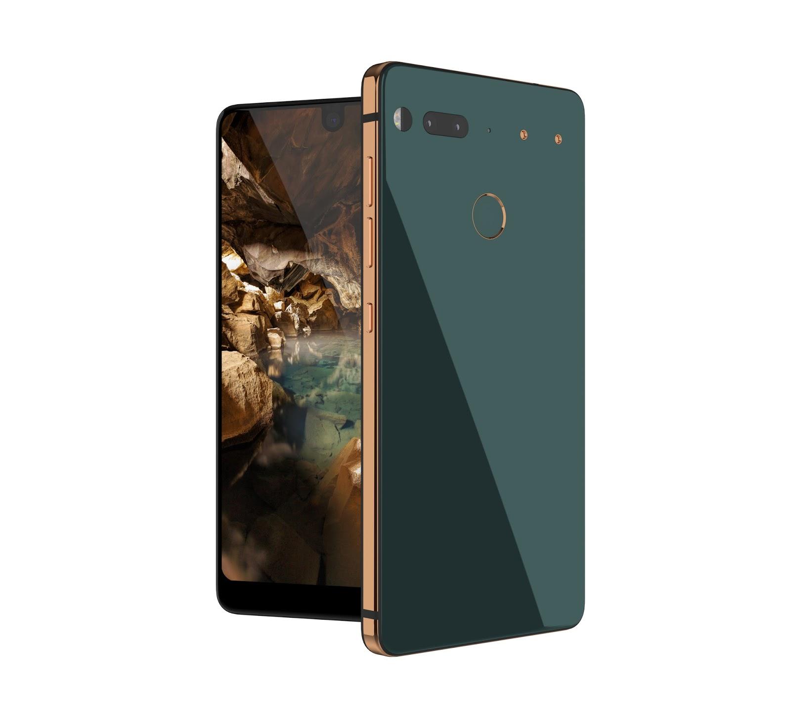 Essential Phone PH-1: DER Android Vater Andy Rubin präsentiert sein eigenes Smartphone