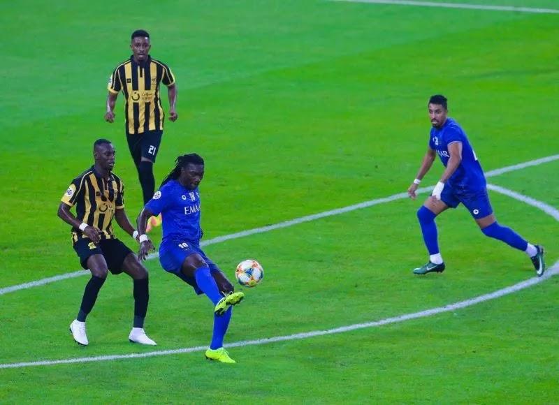 ملخص اهداف مباراة الاتحاد والهلال (2-0) الدوري السعودي
