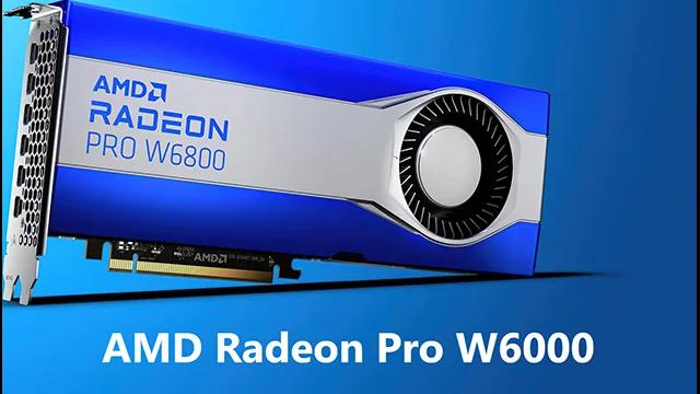Fuites sur amélioration des graphiques AMD Radeon pour Mac Pro.