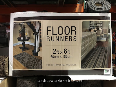 Multy Home Floor RunnersL great for long walkways in your home