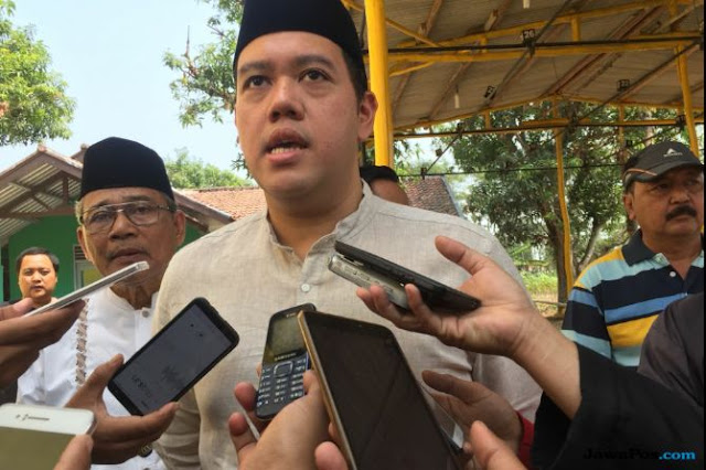 Tepis Isu Belot Dukungan, Golkar Solid Dukung Jokowi
