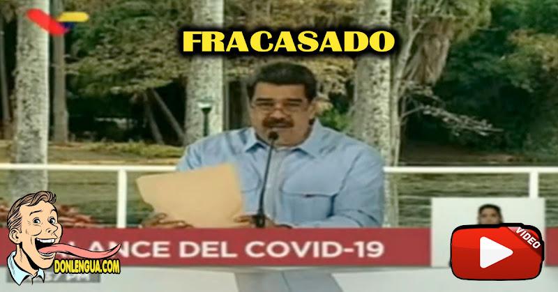 OTRO FRACASO DE MADURO | Aumentan dramáticamente los casos de Covid en Venezuela