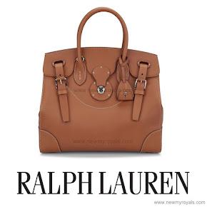 Crown Princess Mary style, RALPH LAUREN Satchel Bag