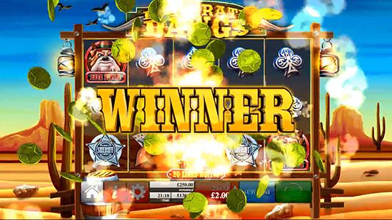 Desperate Dawgs - Reflex Gaming