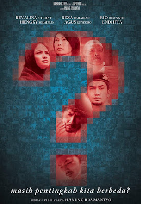 Contoh Poster Film Indonesia