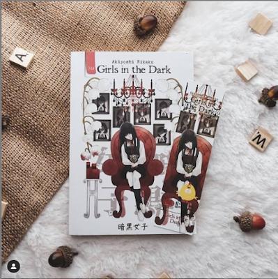 Review Novel Thriller Girls In The Dark, Akiyoshi Rikako