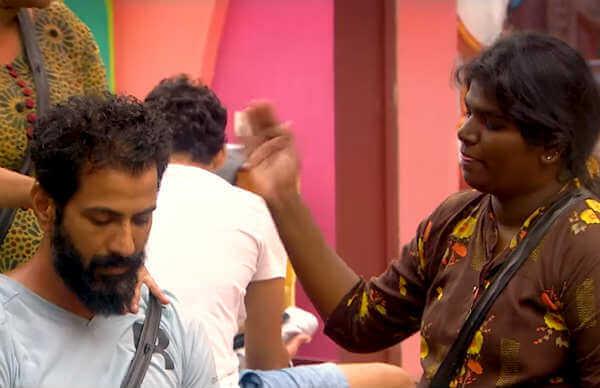பிக்பாஸ் வீட்டிலிருந்து வெளியேறிய ராஜா வீட்டு கண்ணுக்குட்டி.. அதிர்ச்சியில் உறைந்த அன்பு கேங்!