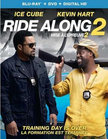 Ride Along 2 2016 English 300MB BRRip 480p