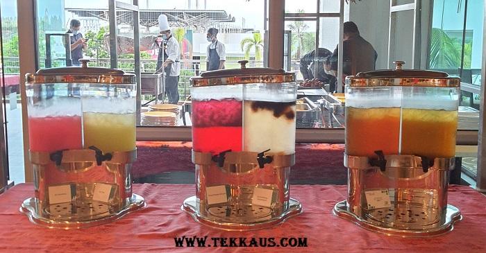 Drinks Beverages Ramadan Buffet Holiday Inn Melaka