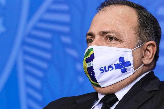 Pazuello diz a prefeitos que vacinação contra Covid no Brasil começa no dia 20