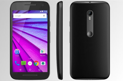 Now Moto G (3rd gen) Available on Amazon India