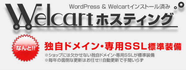 Welcart WP Plugin