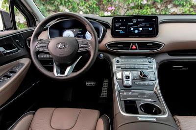 2021 Hyundai Santafe Review, Specs, Price