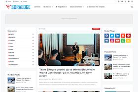 [Themeidn] SoraaEdge Premium Blogger Template