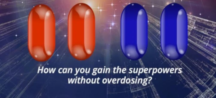 Solve the Superpower Pill Riddle