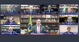TSE pede para Supremo investigar o presidente Bolsonaro