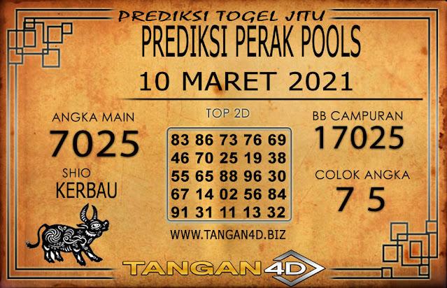 PREDIKSI TOGEL PERAK TANGAN4D 10 MARET 2021