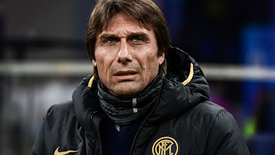 رسميا.. إيقاف أنطونيو كونتي مباراتين وتغريمه 20 الف يورو