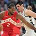 Kawhi Leonard brilha novamente e Raptors ficam a uma vitória das Finais da NBA