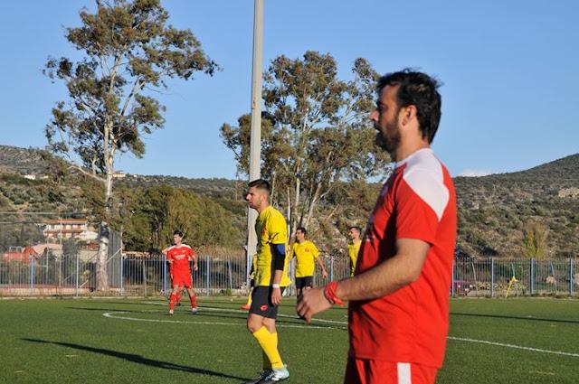 Ευχές για καλή ανάρρωση από τον Κεραυνό Ιρίων στον ποδοσφαιριστή Σάκη Σαράντη