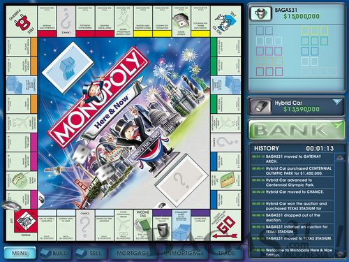 Monopoly Here & Now Portable Edition 4