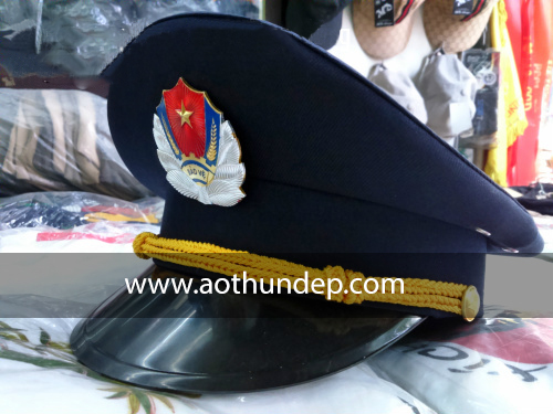 Nón phile đồng phục bảo vệ