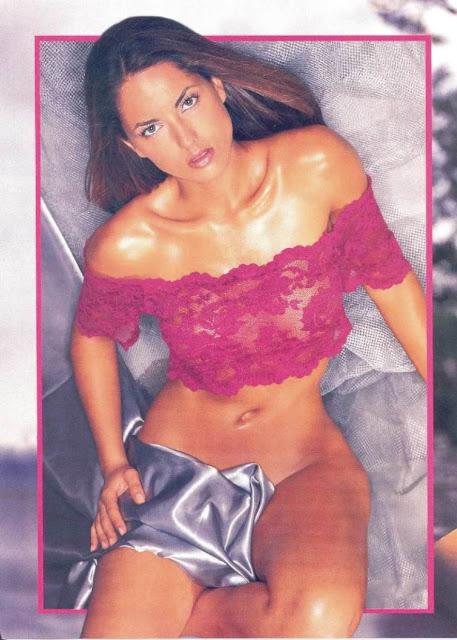Barbara Mori Revista H Octubre 2001-12