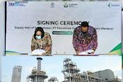 Petrokimia Gresik Gandeng Unilever Asia dan PT Garam Untuk Jamin Ekosistem Bisnis Pabrik Soda Ash