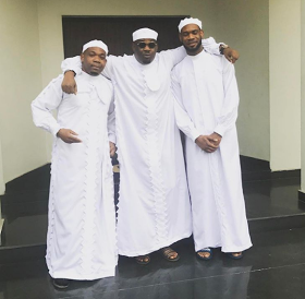Don Jazzy and his brothers