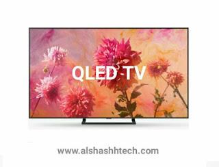 Samsung QLED TV Display