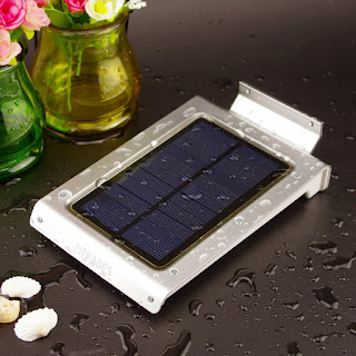 motion sensor security light, solar light