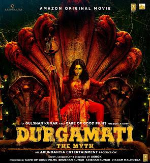 Durgamati The Myth 2020 Hindi Amazon Original 720p WEB-DL 1.1GB