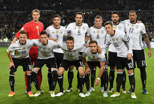 Germany World Cup Fixtures, Squad, Group, Guide