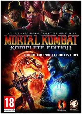 Download Mortal Kombat Komplete Edition (PC)
